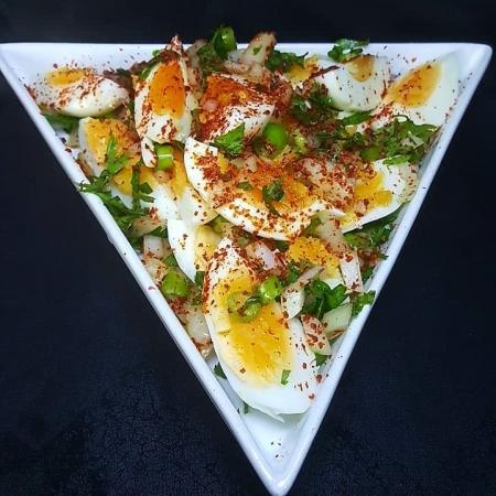 سالاد تخم مرغ