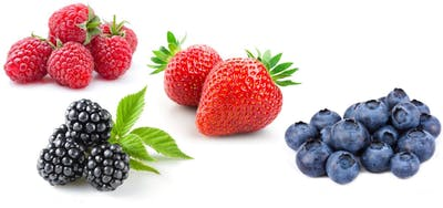 میوه های بری