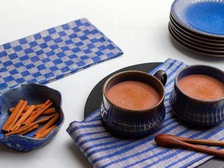 شکلات داغ مکزیکی کم کربوهیدرات (چامپورادو)