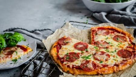 پیتزا کتو