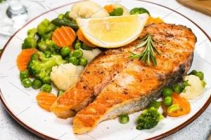 ماهی در ماه رمضان